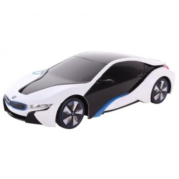 Легковой автомобиль Rastar BMW I8 (48400) 1:24 19 см