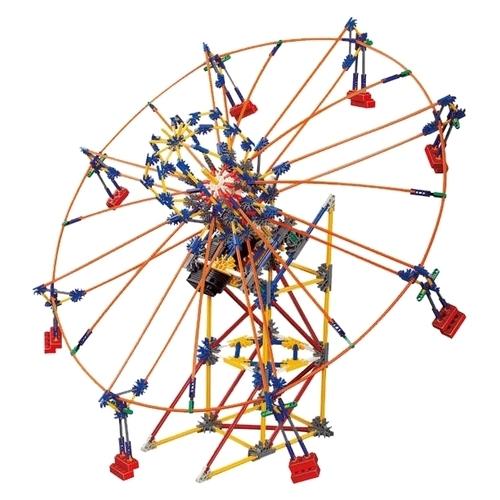 Электромеханический конструктор LOZ Amusement Park P0002 Колесо обозрения