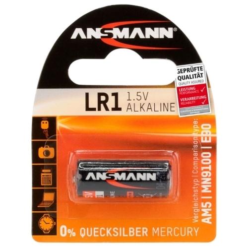Батарейка ANSMANN LR1