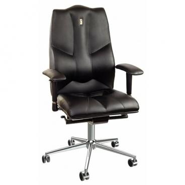 Компьютерное кресло Kulik System Business (без подголовника) офисное