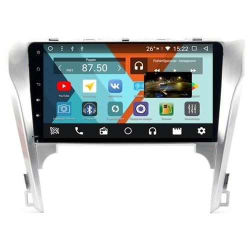 Автомагнитола Parafar Toyota Camry V50 Android 8.1.0 (PF131KHD)
