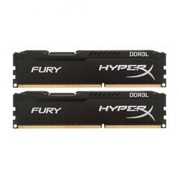 Оперативная память 8 ГБ 2 шт. HyperX HX316LC10FBK2/16