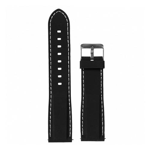 GSMIN Ремешок силиконовый Stock для Asus ZenWatch 2 (WI501Q)