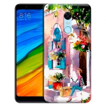 Чехол Gosso 699535 для Xiaomi Redmi 5 Plus