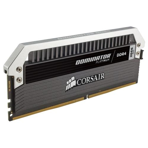 Оперативная память 8 ГБ 4 шт. Corsair CMD32GX4M4A2666C15