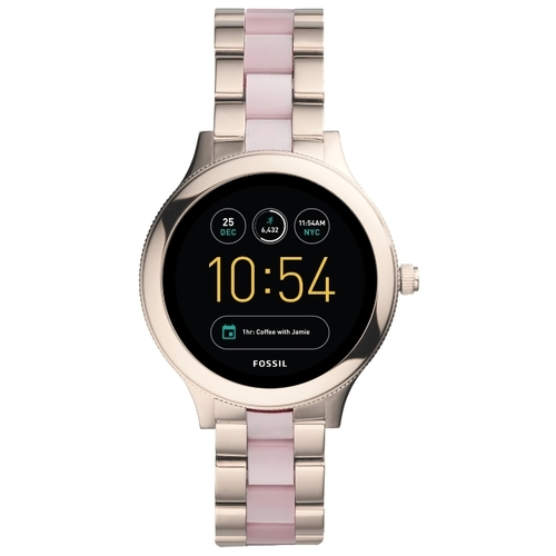 Часы FOSSIL Gen 3 Smartwatch Q Venture (stainless steel)