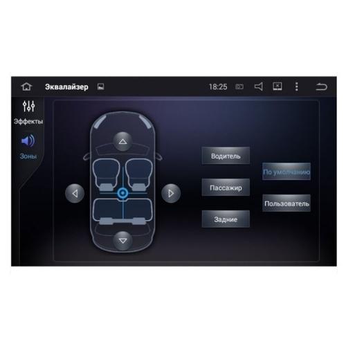 Автомагнитола CARMEDIA NSO-8019 Volkswagen