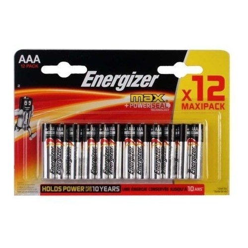 Батарейка Energizer Max+Power Seal AAA/LR03