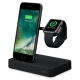 Док-станция универсальная Belkin Valet Charge Dock for Apple Watch + iPhone