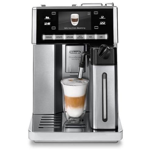 Кофемашина De'Longhi ESAM 6900 M PrimaDonna Exclusive
