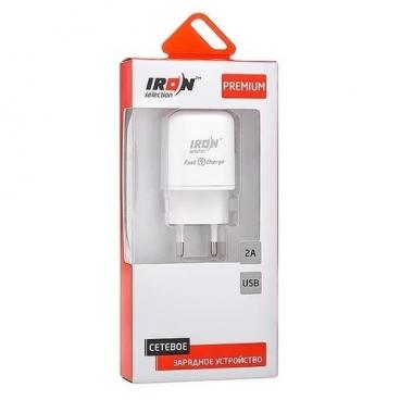Сетевая зарядка IRON Selection PM-202a