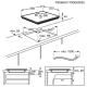 Варочная панель Electrolux IPE 6440 KF