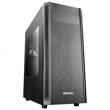 Компьютерный корпус Deepcool D-Shield V2 Black
