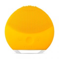 FOREO Щетка для чистки и spa-массажа лица LUNA mini 2 (Sunflower Yellow)