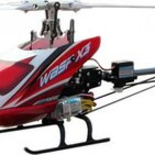 Вертолет Skyartec