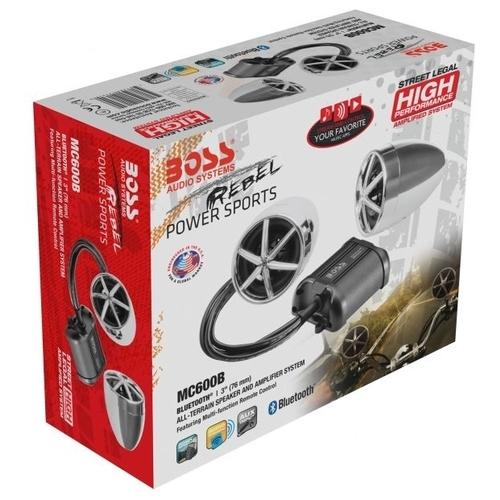 Автомобильная акустика Boss MC600B