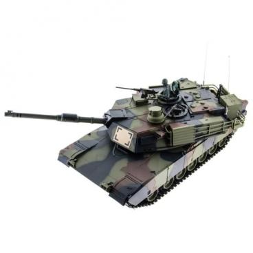 Танк Heng Long M1A2 Abrams (3918-1) 1:16 63 см