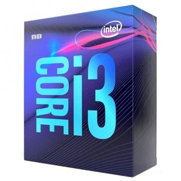 Процессор Intel Core i3-9300