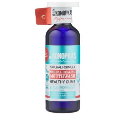 Dr. Konopka's Натуральный травяной ополаскиватель для полости рта