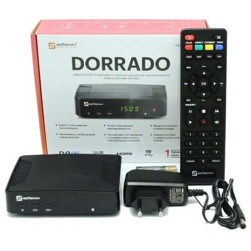TV-тюнер Arbacom Dorrado APA-302