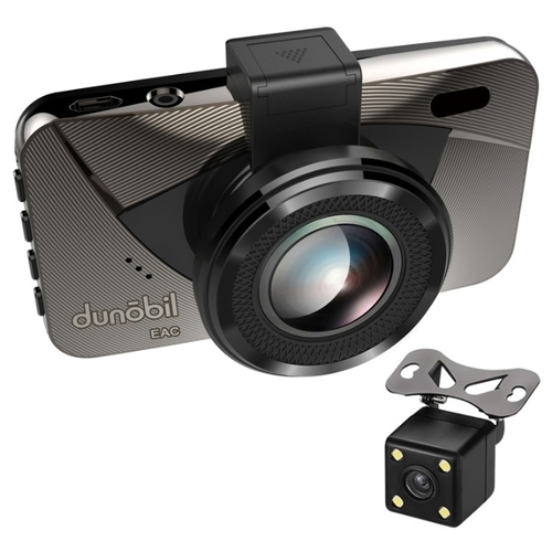 Видеорегистратор Dunobil Ensis Duo, 2 камеры