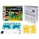 Электромеханический конструктор OCIE На солнечной энергии OTE 0640030 Солнечный робот-кузнечик