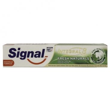 Зубная паста Signal Integral 8 на основе цинка Pro Time