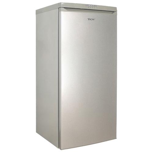Морозильник DON R 105 металлик искристый
