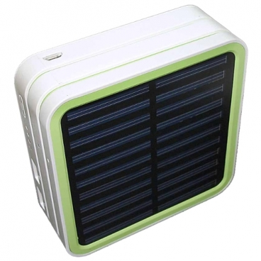 Аккумулятор G-Power STX6000II+Solar Panel 12000 mAh