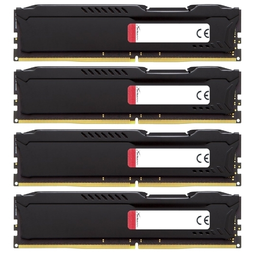 Оперативная память 8 ГБ 4 шт. HyperX HX424C15FB2K4/32
