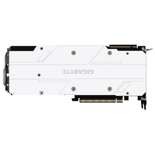 Видеокарта GIGABYTE GeForce RTX 2080 1815MHz PCI-E 3.0 8192MB 14000MHz 256 bit HDMI HDCP 3xDisplayPort GAMING OC WHITE
