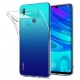 Чехол Akami для Huawei Y7 (2019) / Honor 8C (прозрачный силикон)