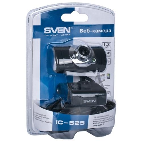Веб-камера SVEN IC-525