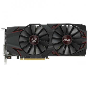 Видеокарта ASUS GeForce GTX 1070 Ti 1607MHz PCI-E 3.0 8192MB 8008MHz 256 bit DVI 2xHDMI HDCP CERBERUS