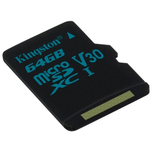 Карта памяти Kingston SDCG2/64GBSP