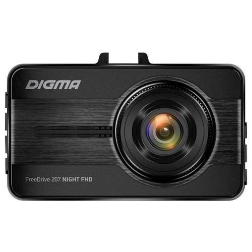 Видеорегистратор Digma FreeDrive 207 NIGHT FHD
