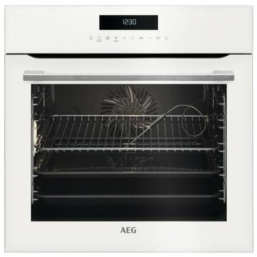 Электрический духовой шкаф AEG BCR 742350 W