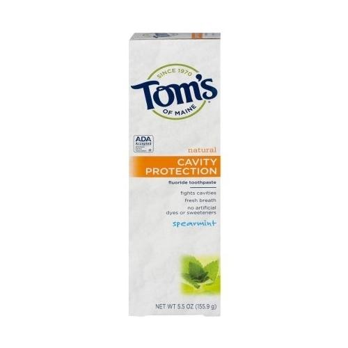 Зубная паста Tom's of Maine Cavity Protection Курчавая мята