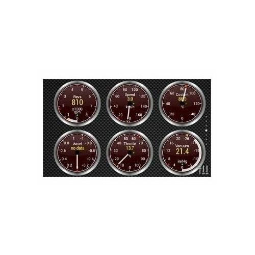 Автомагнитола CARMEDIA QR-8086