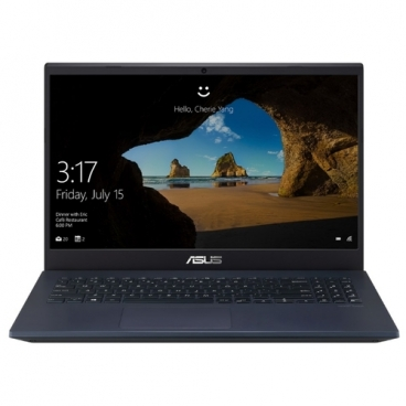 "Ноутбук ASUS X571GT-BQ401 (Intel Core i5 9300H 2400MHz/15.6""/1920x1080/12GB/1256GB HDD+SSD/DVD нет/NVIDIA GeForce GTX 1650 4GB/Wi-Fi/Bluetooth/Без ОС)"