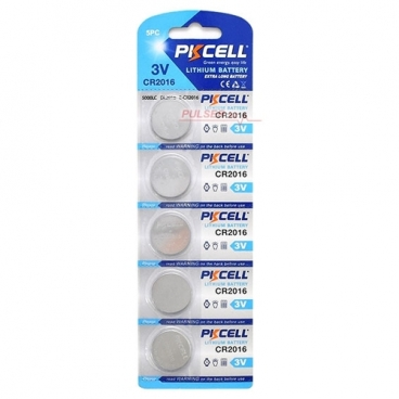 Батарейка PKCELL Lithium Button Cell CR2016
