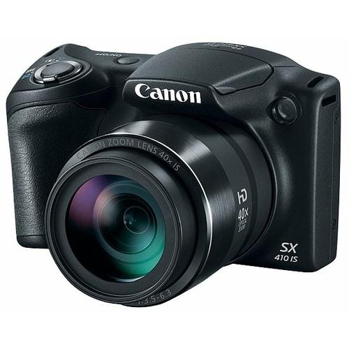 Фотоаппарат Canon PowerShot SX410 IS