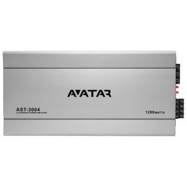 Автомобильный усилитель Avatar AST-3004