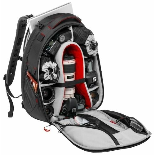 Рюкзак для фотокамеры Manfrotto Pro Light Camera Backpack Bug-203 PL