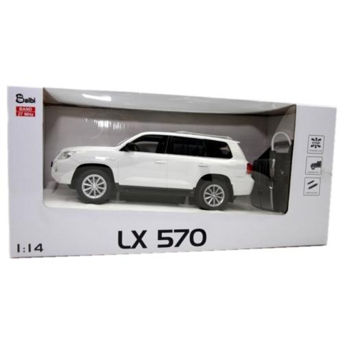 Внедорожник Balbi LEXUS LX-570 (HQ20125) 1:14