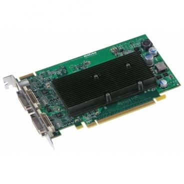 Видеокарта Matrox M9120 PCI-E 512Mb 128 bit 2xDVI