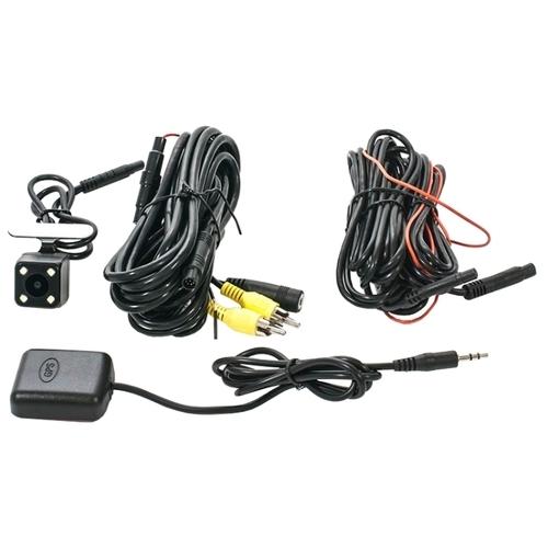 Видеорегистратор AVEL AVS400DVR (#107) для JAGUAR/LAND ROVER, 2 камеры, GPS