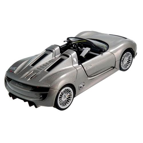 Легковой автомобиль MZ Porsche 918 Spider (MZ-25045A) 1:24 19 см