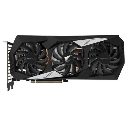 Видеокарта GIGABYTE GeForce GTX 1660 Ti 1890MHz PCI-E 3.0 6144MB 12000MHz 192 bit HDMI 3xDisplayPort HDCP AORUS