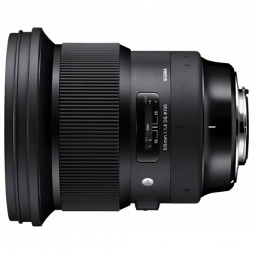 Объектив Sigma 105mm f/1.4 DG HSM Art Sony E